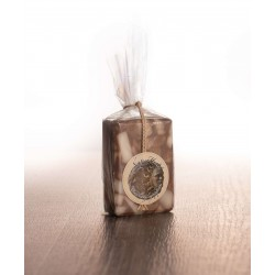 Nap-Hold Csokoládés Kecsketej szappan - kézműves (100 g)
