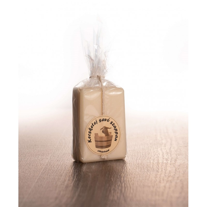 Kecsketej savó szappan- kézműves (100 g)