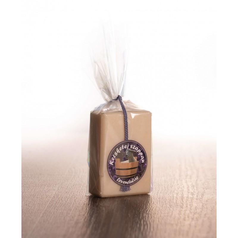 Levendulás Kecsketej szappan - kérműves (100 g)